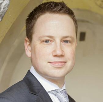 Stig Nyland Andersen tok doktorgrad på sin forskning på betydningen av fastlandsforbindelser.