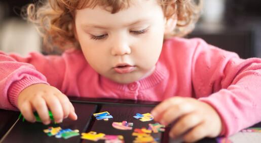 Hjemmekarantene: Slik kan du hjelpe smårollingen til å bli bedre i matte