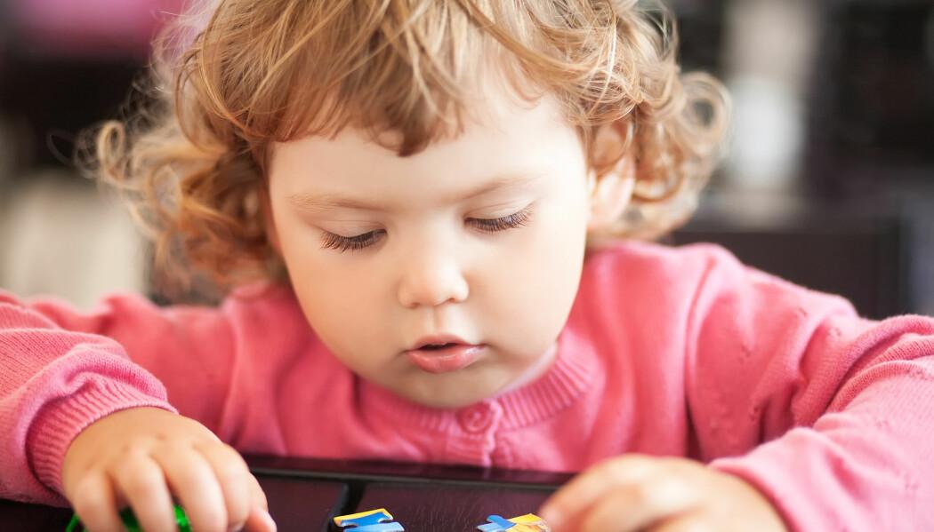 Hjelp til å legge puslespill kan gi positive effekter i matematikk 5 år senere.