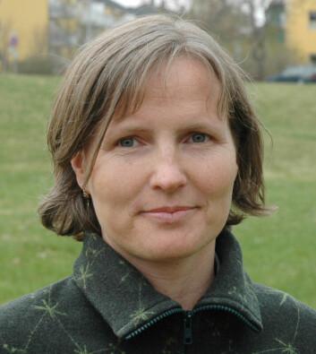 Ane Engvik. (Foto: NGU)