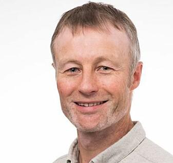 NIH-rektor Lars Tore Ronglan