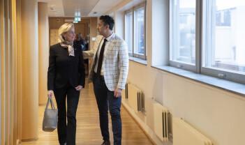 Hvorfor er det ikke flere kvinnelige ledere i norsk idrett?