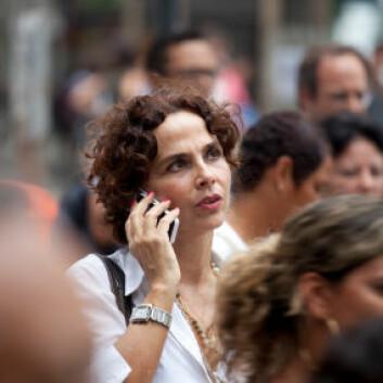 Hva er det som gjør at noen land er tidlig ute med å ta bruk nye mobiltjenester? Studie fra BI gir svar.(Illustrasjonsfoto: iStockphoto)