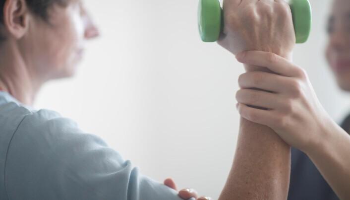 Trening er kjernen i fysioterapi, sier Kari Bø.