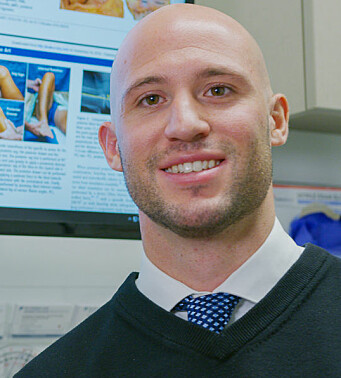 Nicholas DePhillipo is a doctoral research fellow at the Centre for Sports Injury Research at the NIH.