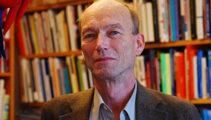 Overoppheting: Thomas Hylland Eriksen ser spredningen av COVID-19 i sammenheng med tidligere forskning på globalisering.