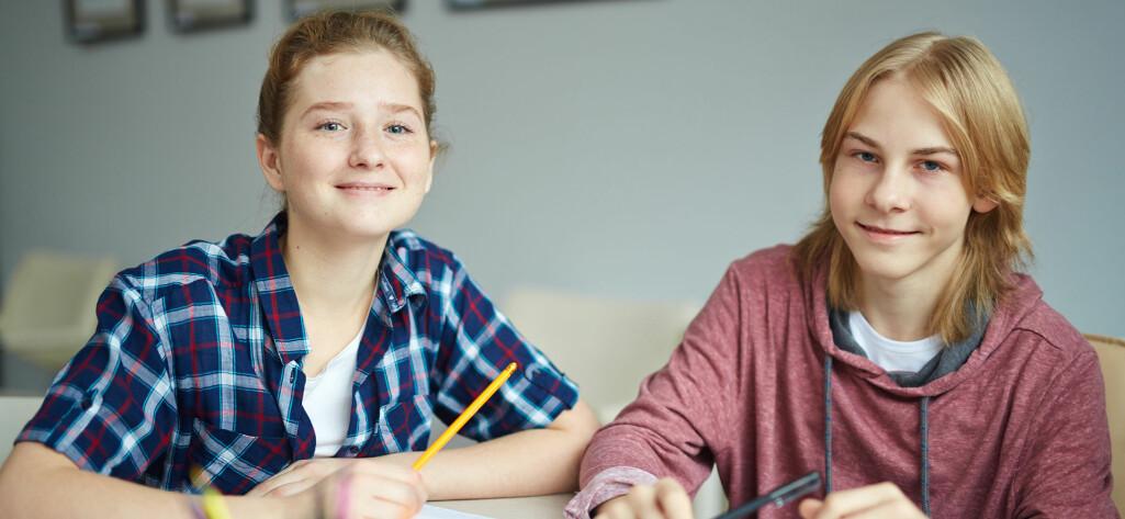 Opplegget for undersøkelsen er at den gjennomføres på skolen i skoletida. Det går ikke når skolene er stengt.