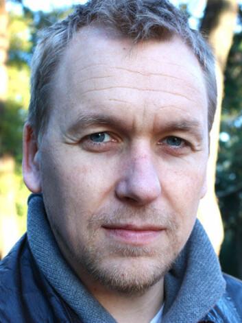 Sveinung Sandberg er forsker ved Institutt for sosiologi og samfunnsgeografi ved universitetet i Oslo. (Foto: UiO)
