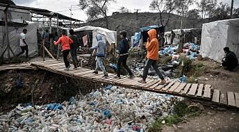 Professor om koronaviruset: - Jeg frykter at mange barn vil dø i flyktningleirene