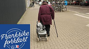 Pensjonsreformen i Frankrike skaper harde fronter