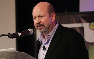 Michael Mann er ein av tre forskarar som i 1998 lanserte hockeygrafen.