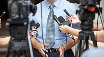 Koronakrise: Skal pressen være talerør for myndighetene – eller gå kritisk til verks?