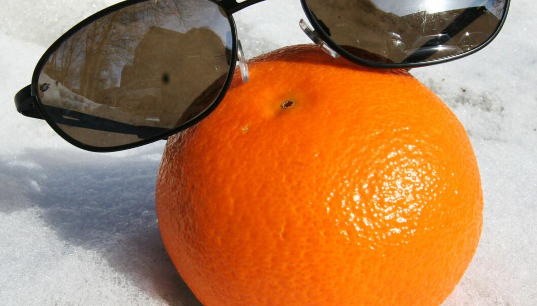 Sitrusfrukter kan dempe kvinners slagrisiko