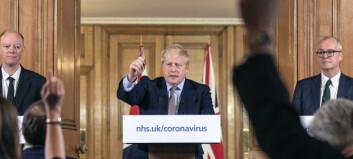 Dyster analyse bak skjerpede britiske tiltak