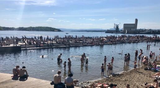 Slik kan fjorden ved Oslos havnepromenade bli rikere og renere