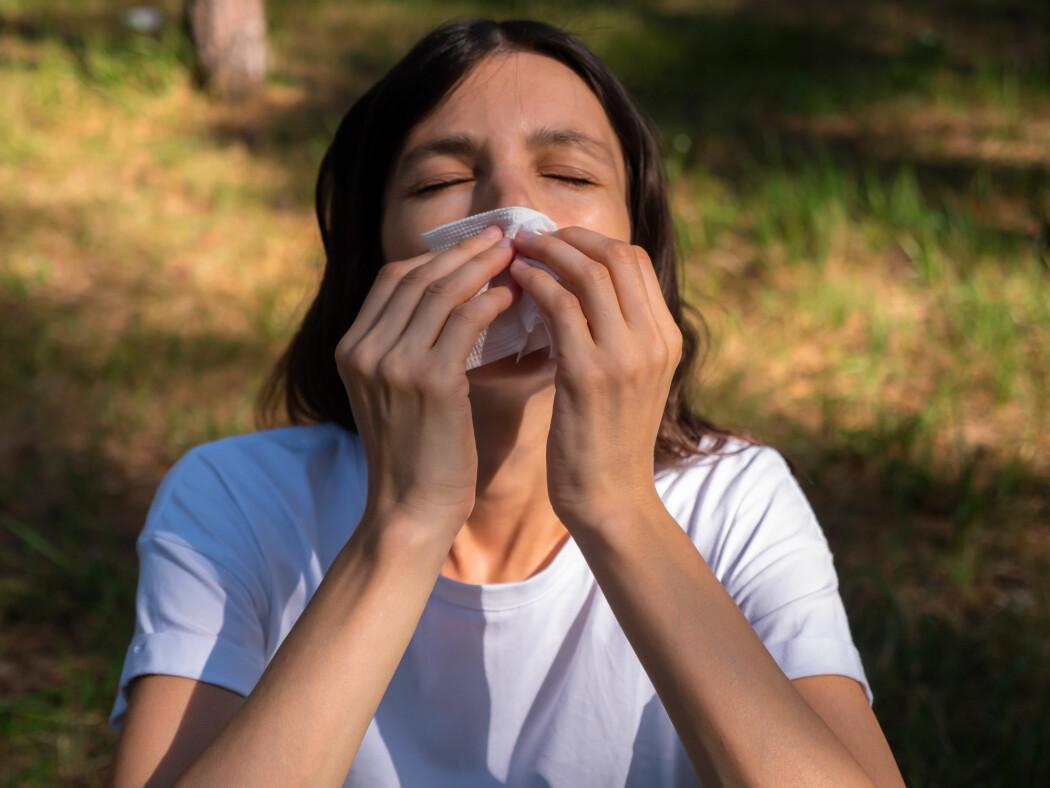 Vi får en tøffere pollensesong. Dette kan belaste helsevesenet vårt enda mer denne våren og sommeren, tror en øre-nese-hals-spesialist.