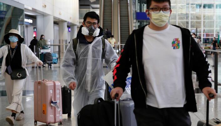 Skjult smitte kan ha drevet spredningen av Covid-19 i Kina