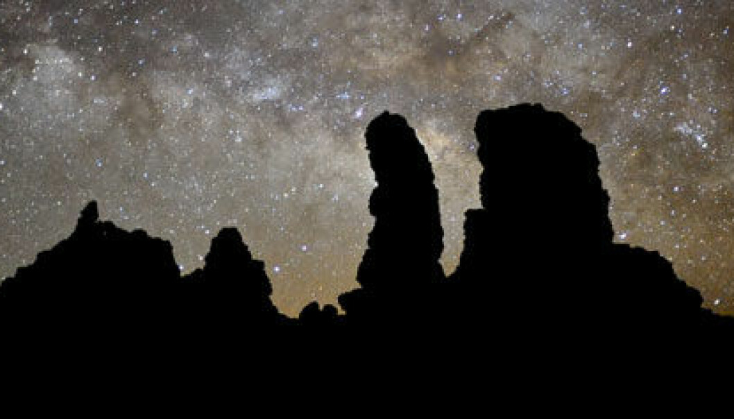 Hvorfor ble du astronom?
