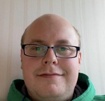 Kristian Svendsen, doktorgradsstipendiat ved NTNU. (Foto: Privat)