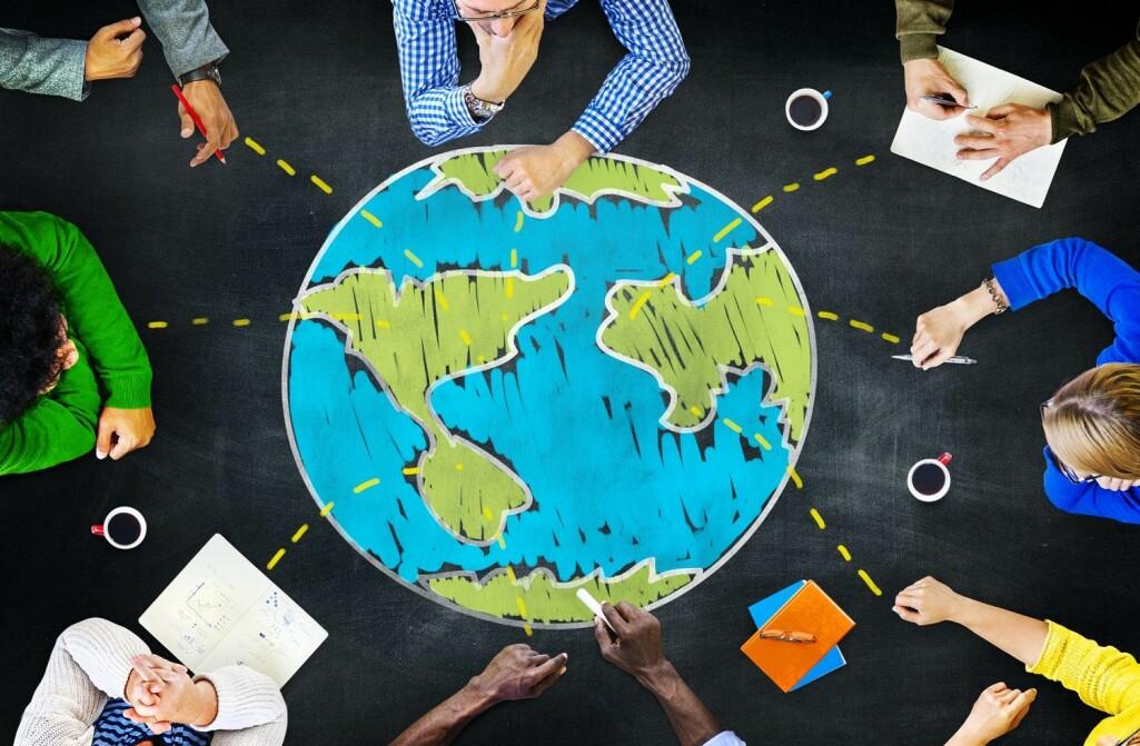 Koronautfordring: Globalt samarbeid er den typen prosjekt som skal til for å skape den nye kunnskapen verden trenger nå.