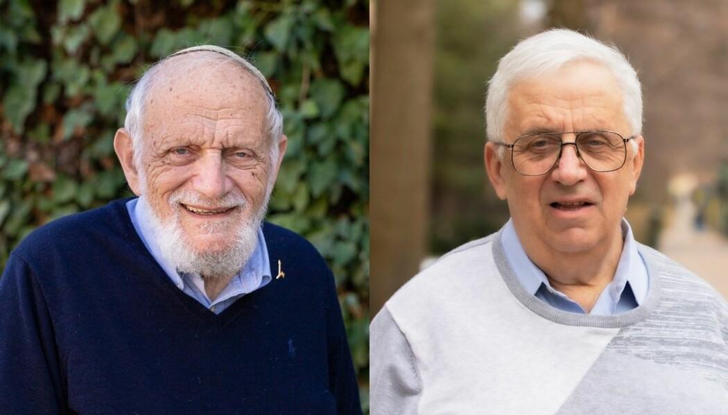 Abelprisen 2020 går til matematikerne Hillel Furstenberg, Hebrew University of Jerusalem, Israel, og Gregory Margulis Yale University, USA.