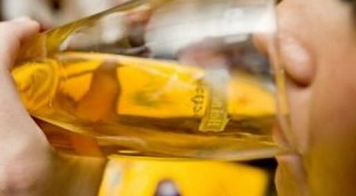 Samme fordeling av alkoholforbruk i Afrika