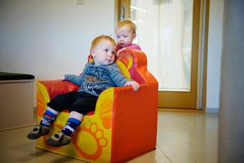 Vi må ivareta barna som deltakere i barnehagen, sier Kristin Danielsen Wolf. (Foto: Benjamin A. Ward)