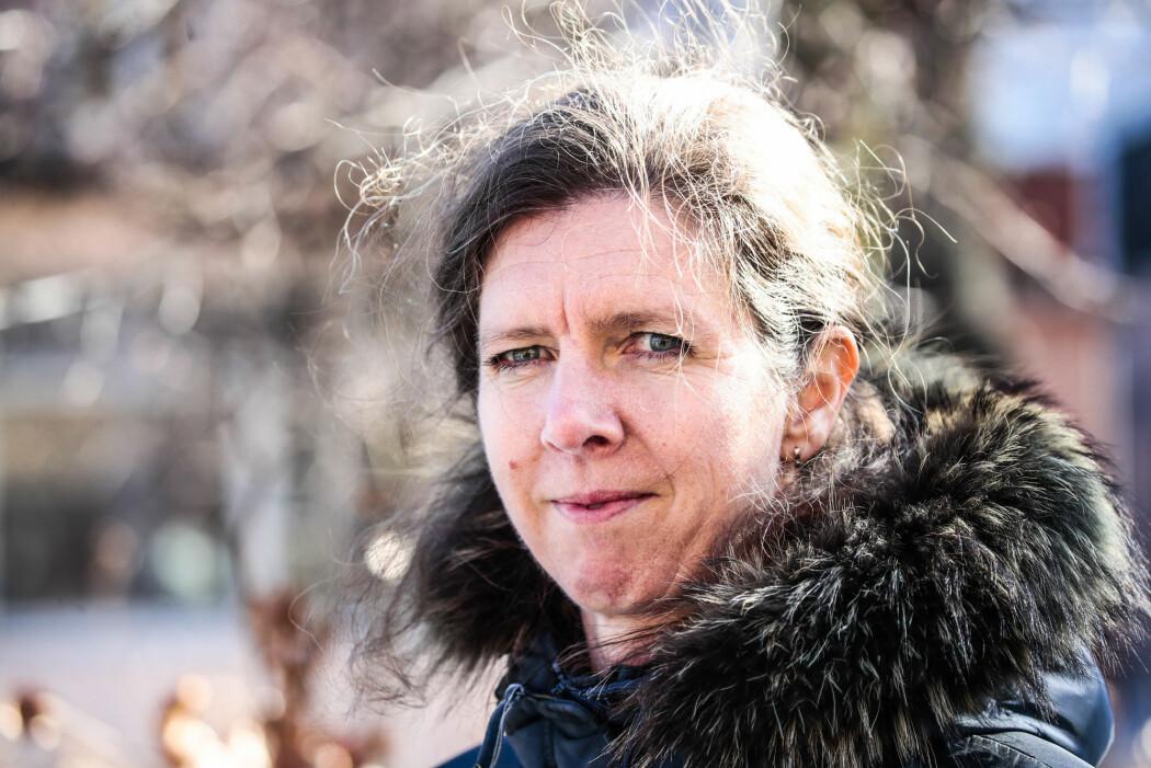 Hilde Myhren er medisinsk direktør ved Oslo universitetssykehus (OUS).