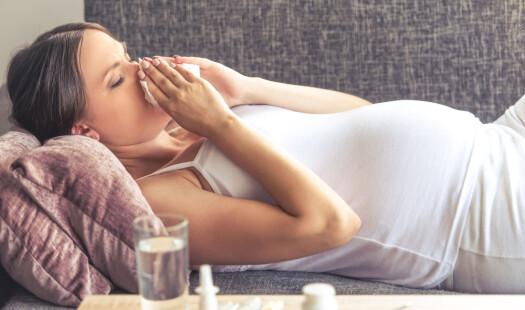 Hva skjer hvis du blir smittet av koronaviruset når du er gravid?