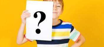 Spørsmål fra elever. Svar fra forskere
