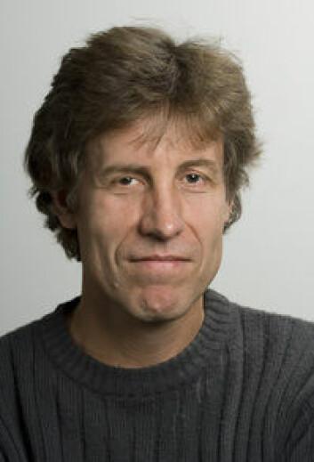 Torkel Bjørnskau er forskningsleder ved TØI (Foto: TØI)