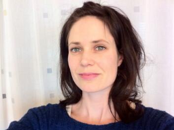 Tove Julie Evjen viser i sin ferske doktorgrad en ny og svært presis behandling av kreft ved hjelp av nano- og ultralydteknologi. (Foto: UiT)