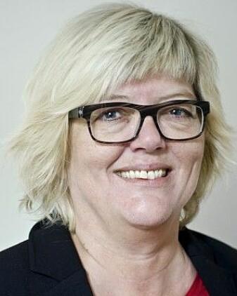 Anne Mette Ødegård forsker på arbeidsliv ved Fafo.