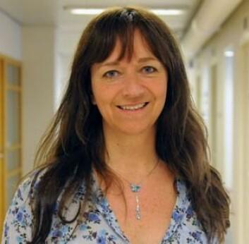 Språkforsker Kristin Rygg ved NHH. (Foto: Knut André Karlstad)