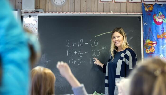 Lærere og andre på skolen og i barnehagen er viktige for barn som har det vanskelig hjemme.