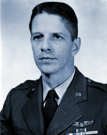 Major Rudolf Anderson. (Foto: USAF, Wikimedia Commons)