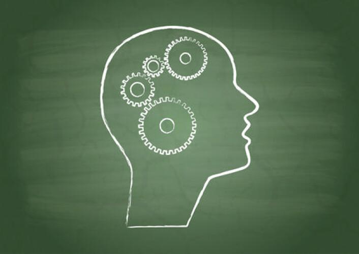 Trening kan få hjernen i gir, men gjør deg ikke bedre på å løse nye oppgaver. (Foto: Colourbox.com)