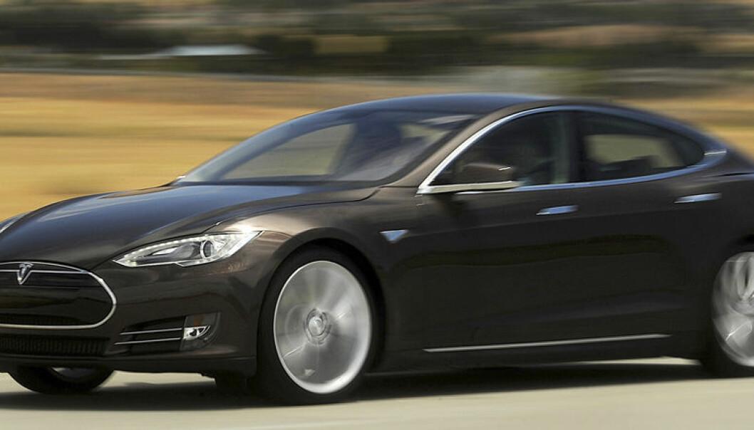 De siste årene har vi hatt en eksplosiv økning i el-bilsalget til privatpersoner. Reuters