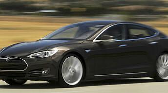 El-biler har liten effekt på luftkvaliteten