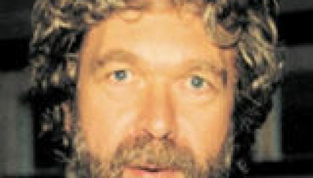 """""""Professor Arnulf Kolstad, NTNU. Foto: NTNU"""""""