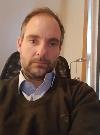 Terje Anders Eikemo er professor ved NTNU og leder av forskningssenteret, CHAIN.