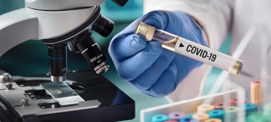 Derfor tar korona-vaksine måneder å lage