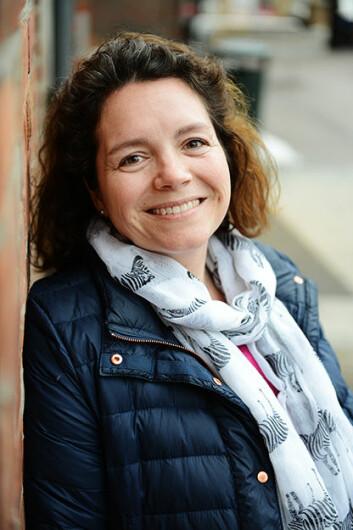 Elisabeth Wiken Telenius er medlem av forskergruppen Aldring, helse og velferd på HiOA. Foto: Sonja Balci/HiOA