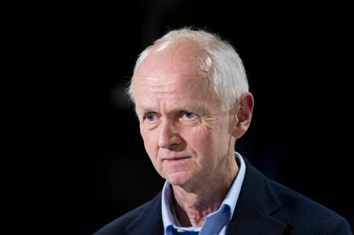Koronaepidemien lar seg ikke stanse, sier områdedirektør for smittevern Geir Bukholm i Folkehelseinstituttet.