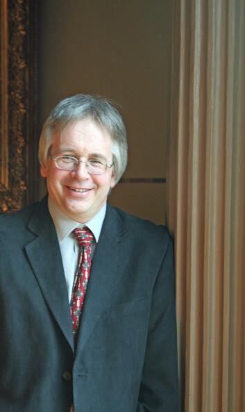 """""""Professor i matematikk, Tom Lindstrøm"""""""