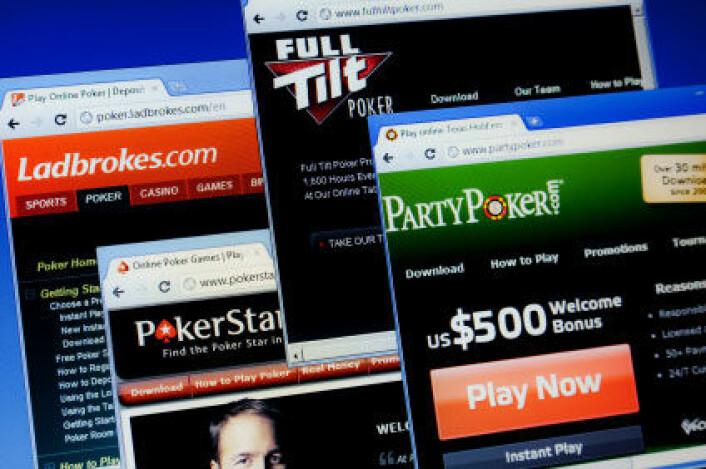 De som nå ber om hjelp for spilleavhengighet spiller poker og andre spill på nettet, og lotto og sportspill som LangOddsen og tippekuponger har blitt mer populære etter at automatene forsvant. (Foto: (Illustrasjon: iStockphoto))