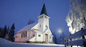 Kirken samler bygdebarn