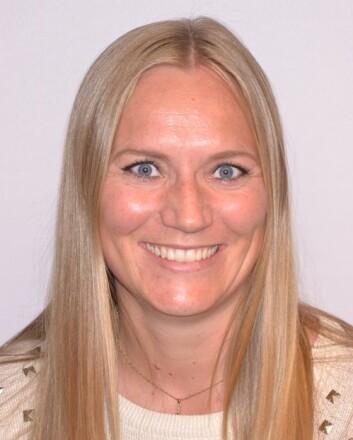 Helga Therese Tilley Tajet er forsker ved Meteorologisk institutt. (Foto: Met.no)
