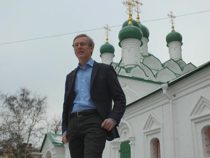 – Russland satser på å heve et mindre antall universiteter til internasjonalt toppnivå, sier Sverre Rustad. (Foto: Monica Rønneseth) (Foto: Monica Rønneseth)