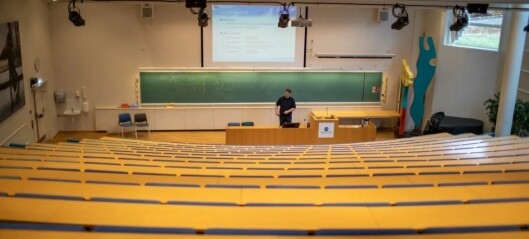 Alt legges om for at studentene i Molde skal lykkes